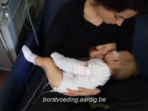 Borstvoeding in het ziekenhuis