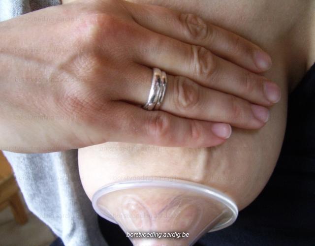 Borstvoeding: stuwing