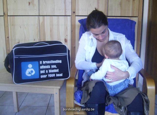 Borstvoeding lactivisme langvoeden