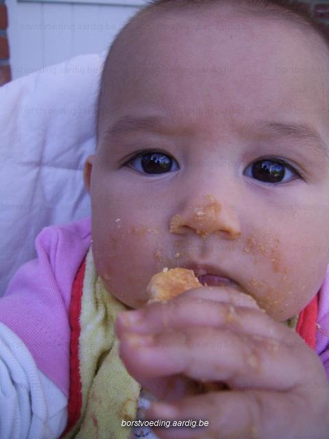 Rapley-methode: bijvoeding voor baby