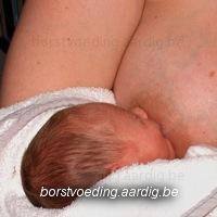 Borstvoeding aan prematuur geboren babytje