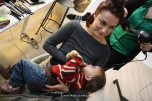 Borstvoeding langvoeden